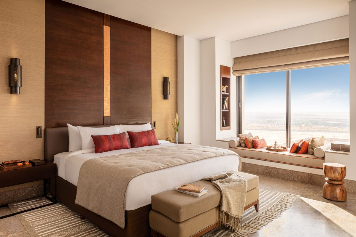 Anantara Tozeur - One Bedroom Pool Villa - Bedroom