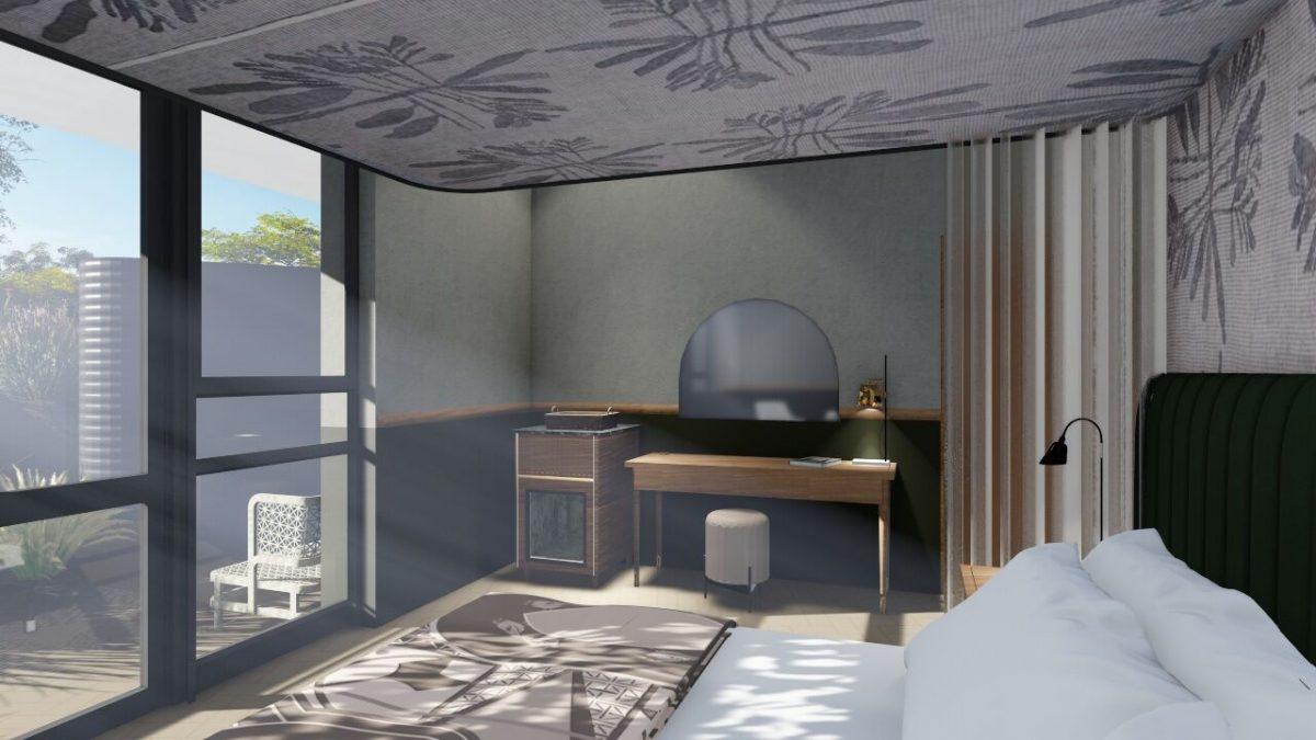 BridgeHouse Land based rooms