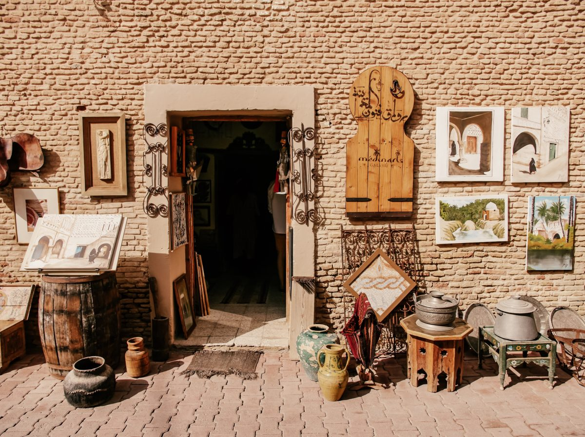 Tozeur Medina - Shop