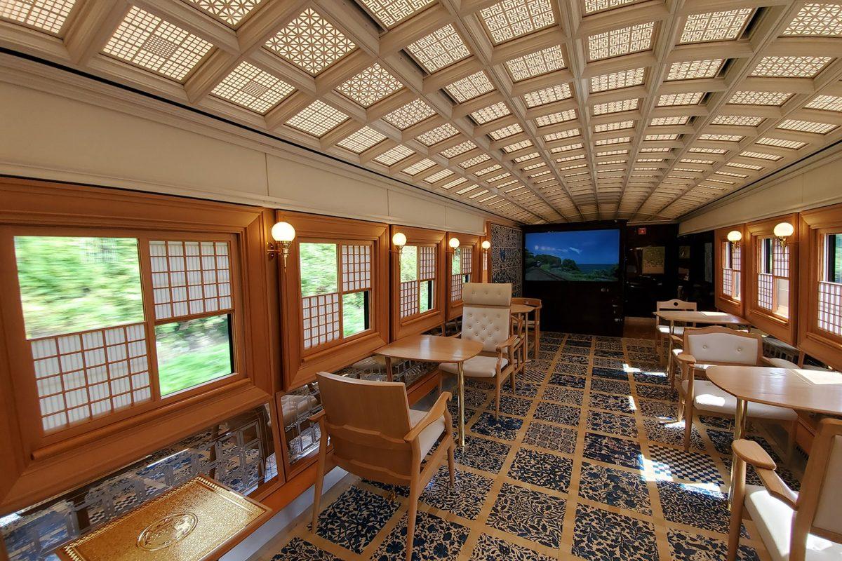 36+3 interior 5 - Credit JR Kyushu