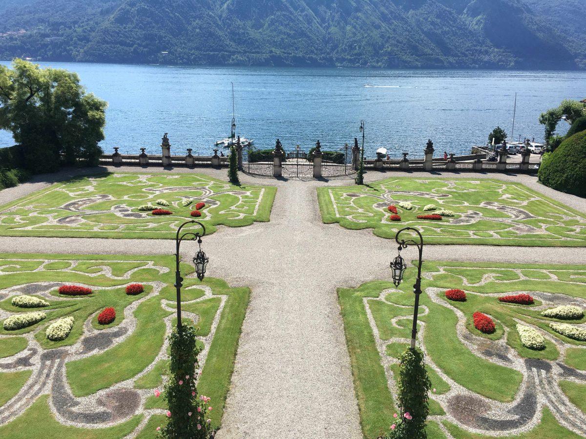 6 - Italian Garden