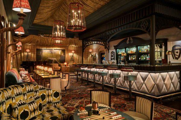 Marbella Club Clubhouse Bar