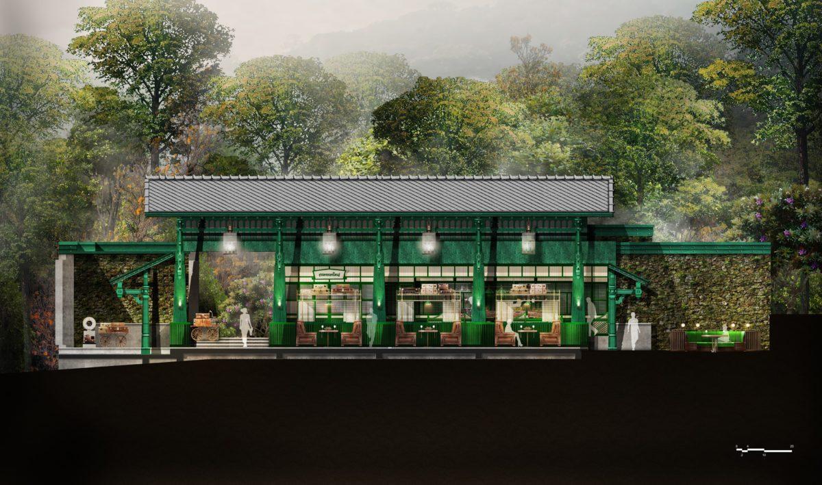 DW-30 Restaurant Section1