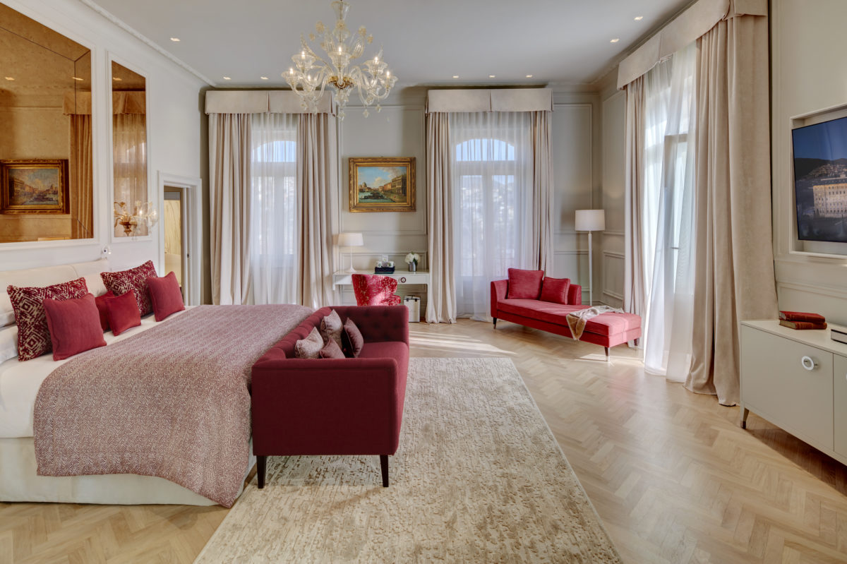 Royal Suite Bedroom_Photography by Tyson Sadlo @ Herd Represented