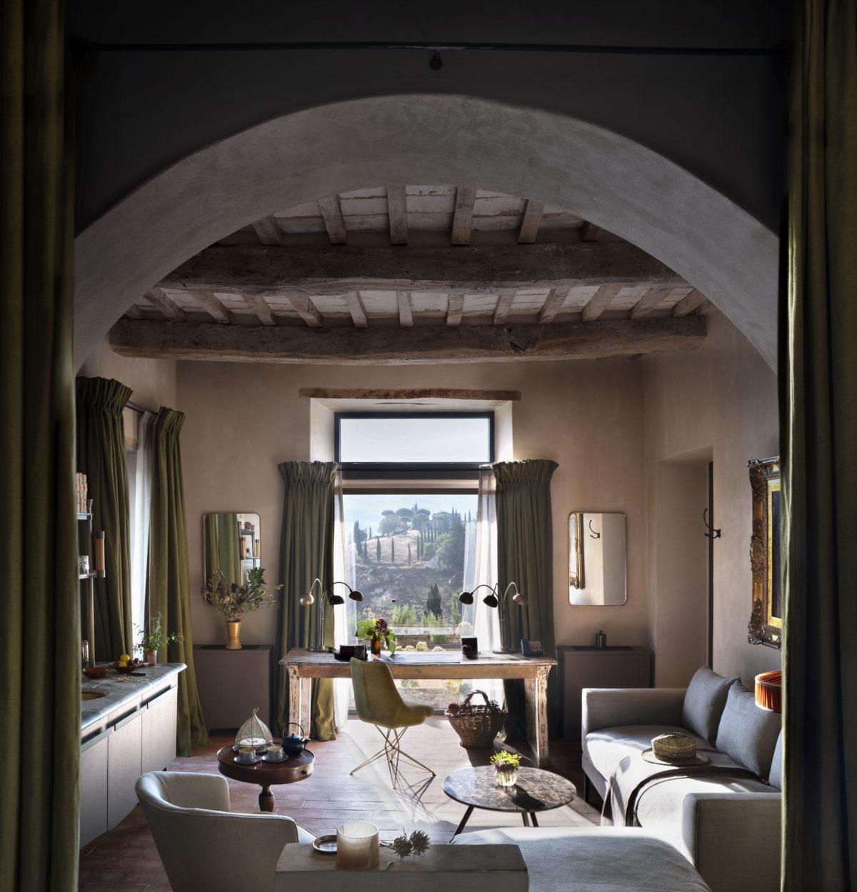 19_Hotel Castello di Reschio - Suite