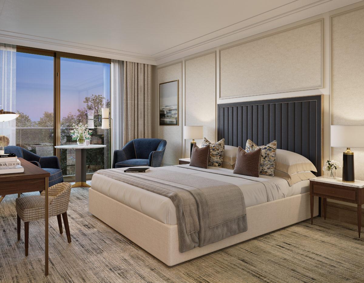 Carlton_Guest Bedroom