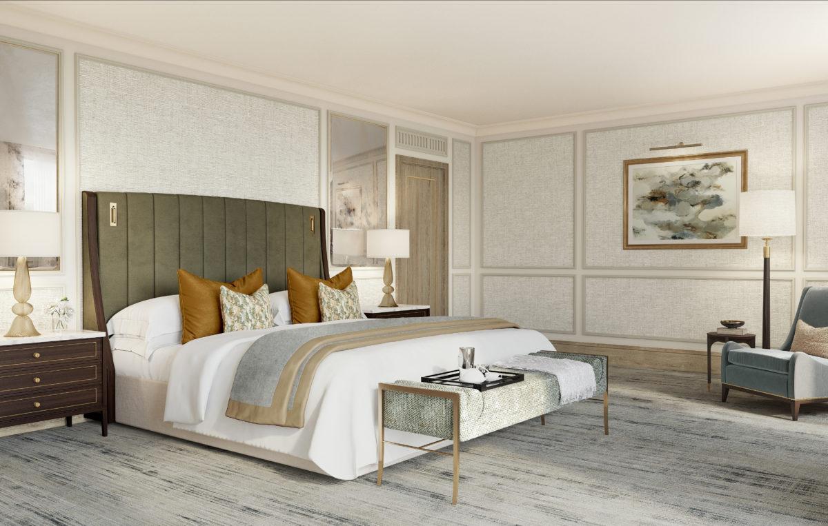 Carlton_Royal Suite Bedroom