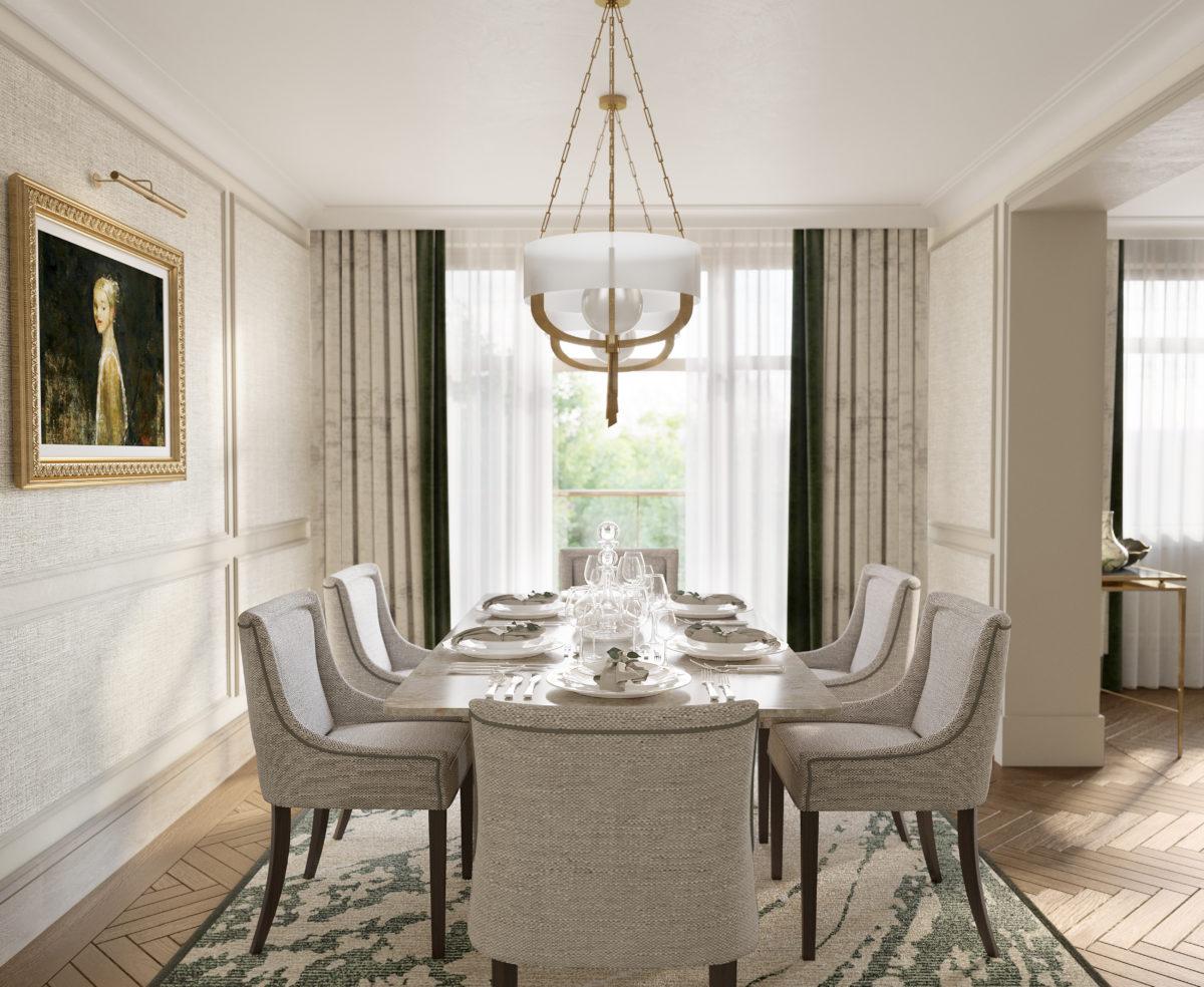 Carlton_Royal Suite Dining