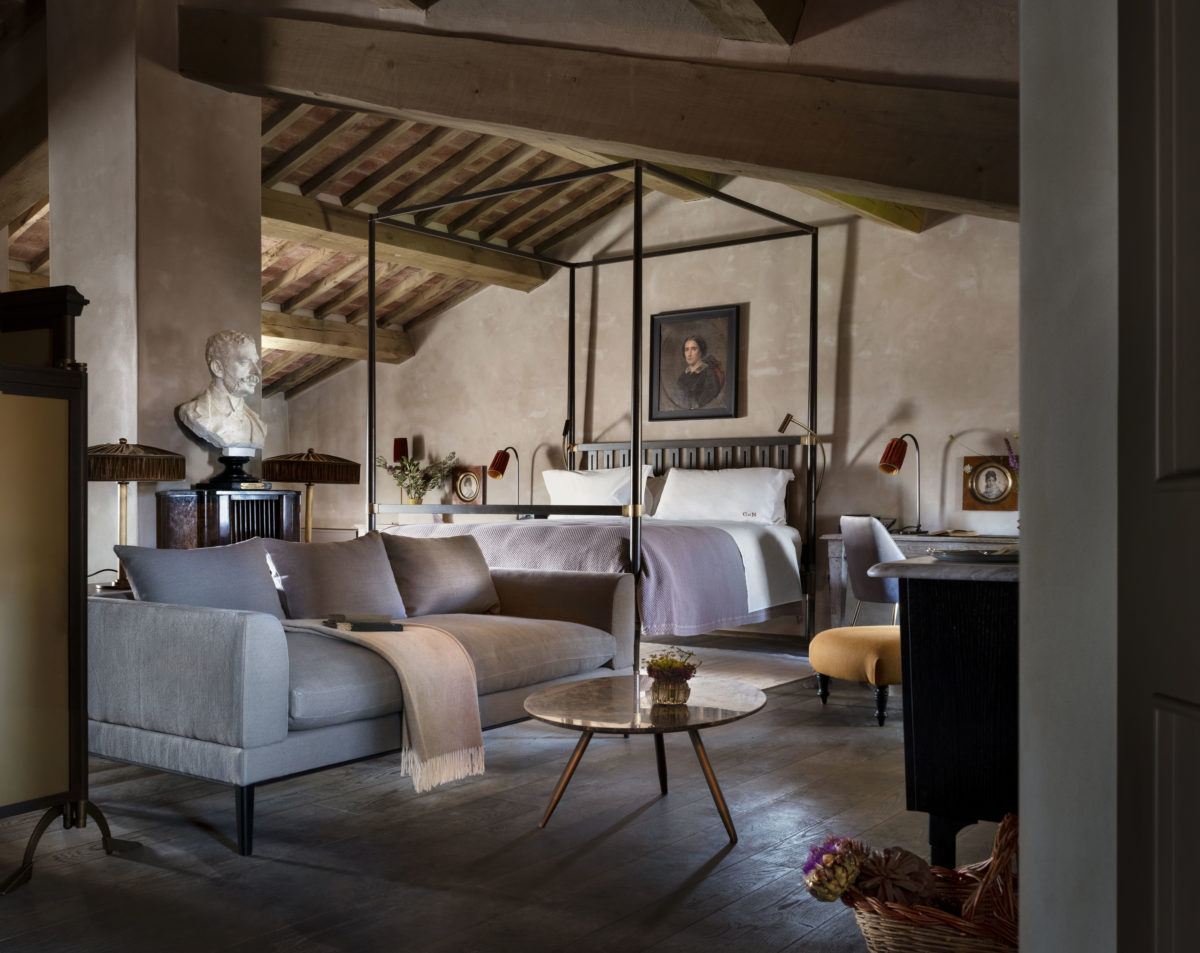 Suite - Hotel Castello di Reschio